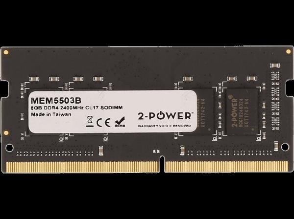 2-POWER 8GB SoDIMM DDR4 Μνήμη RAM MEM5503B