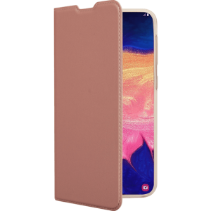 2SKINZ Θήκη Book Samsung Galaxy A10 Rose Gold