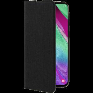 2SKINZ Θήκη Book Samsung Galaxy A40 Black