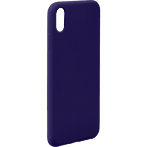 2SKINZ Θήκη Silky Matte iPhone XS Max Dark Blue