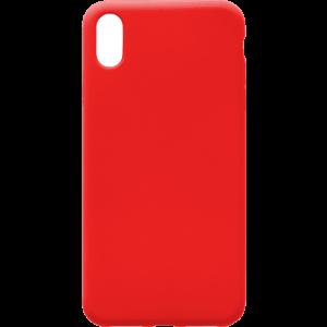 2SKINZ Θήκη Silky Matte iPhone XS Max Red