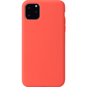 2SKINZ Cover Silicon για iPhone 11 Pro Max Coral