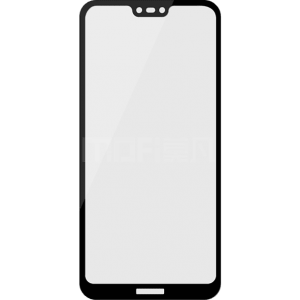 2SKINZ Full Face Tempered Glass Huawei P20 Lite Black