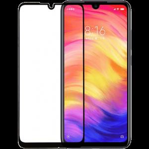 2SKINZ Full Face Tempered Glass Xiaomi Redmi Note 7 Black