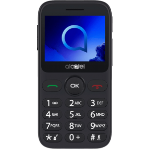 ALCATEL 2019G 16 MB Metallic Silver