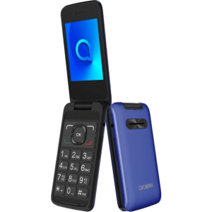 ALCATEL 3025 X Metallic Blue