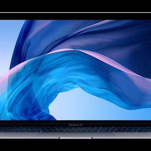 APPLE MacBook Air 13 Retina (Mid 2019) Intel Core i5 / 8GB / 256GB SSD / Touch ID / Space Grey – MVFJ2GR/A