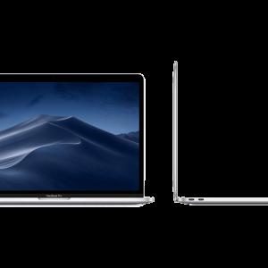 APPLE MacBook Pro 13 Touch Bar (Mid 2019) Intel Core i5-8279U / 8GΒ / 256GB SSD / Silver – MV992GR/A