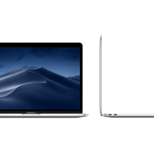 APPLE MacBook Pro 13 Touch Bar (Mid 2019) Intel Core i5-8279U / 8GB / 512GB SSD / Silver – MV9A2GR/A