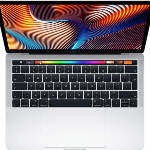 APPLE MacBook Pro 13 Touch Bar (Mid 2019) Intel Core i5 / 8GB / 256GB SSD / Touch ID / Silver – MUHR2GR/A