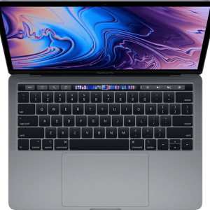 APPLE MacBook Pro 13 Touch Bar (Mid 2019) Intel Core i5 / 8GB / 256GB SSD / Touch ID / Space Grey – MUHP2GR/A