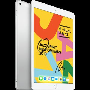 APPLE iPad 7gen 128 GB Silver Wi-fi Cellular