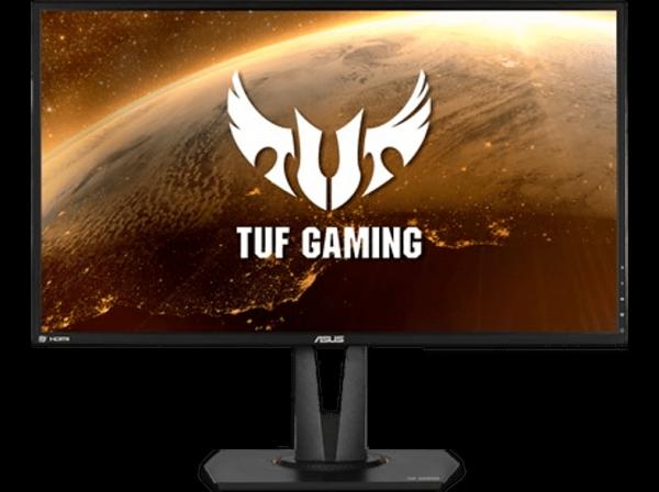 ASUS TUF Gaming VG27BQ 27 inch HDR Quad HD Monitor, 165Hz, Adaptive-Sync, 0.4ms, HDR10