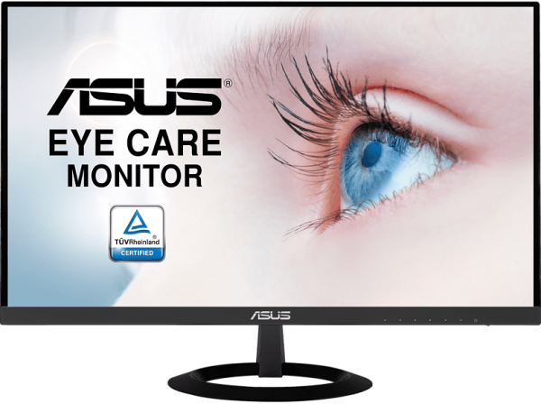 ASUS VZ249HE Ultra Slim 24 inch Full HD IPS monitor with Eye Care