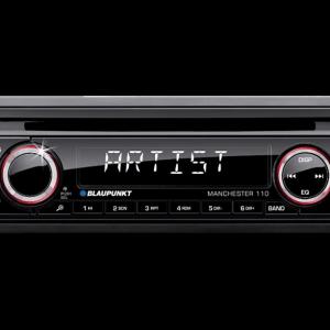 BLAUPUNKT MANCHESTER 110 Radio CD/USB/SD Card