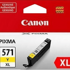 CANON CLI-571XL Yellow – (0334C001AA)