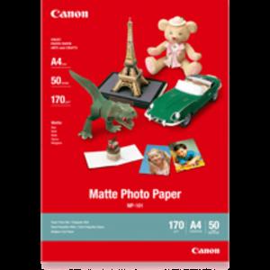 CANON MP-101 Α4 Matt Photo Paper 50SH