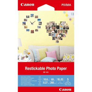 CANON Removable Photo Stickers RP-101