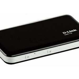 D-LINK DWR-730 Portable HSPA με 21 Mbps Router