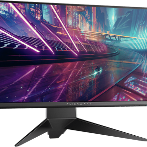 """DELL Alienware 25 – AW2518H – 25"""" Gaming Full HD 240Hz 1ms Monitor with G-SYNC™ & AlienFX lighting"""