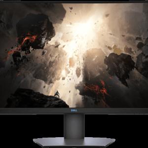 DELL S3220DGF 31.5 inch 2K Quad HD HDR Curved Gaming Monitor, 165Hz, AMD FreeSync