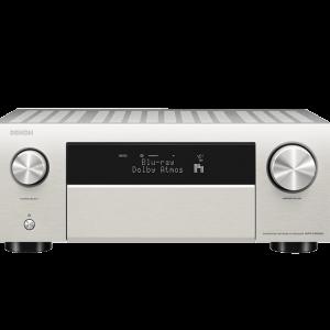 DENON AVR-X4500H Premium Silver