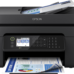 EPSON Workforce WF-2850DWF – Inkjet πολυμηχάνημα με Fax