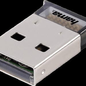 HAMA Bluetooth-USB-Adapter, Version 4.0 C2 και EDR – (49218)