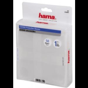 HAMA CD/DVD PP-SLE. 50 τμχ – (33809)