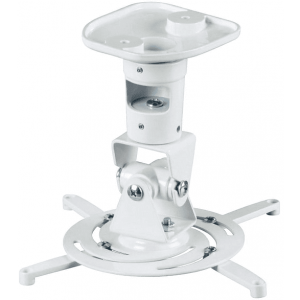 HAMA Projector Ceiling Mount, white – (00118610)