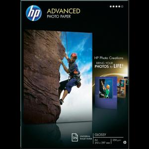 HEWLETT PACKARD Advanced Glossy Photo Paper A4 – (Q5456A)
