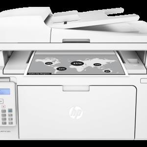HP LaserJet Pro MFP M130fn – Μονόχρωμο Laser Πολυμηχάνημα με Fax
