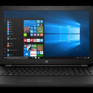 HP Notebook 15-ra001nv Intel Celeron N3060 / 4GB / 128GB SSD / Intel HD Graphics 400 / Full HD