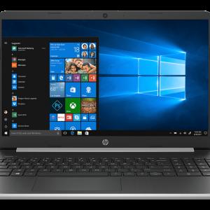 HP Notebook 15s-fq1008nv Intel Core i7-1065G7 / 12GB / 512GB SSD / Intel Iris Plus Graphics / Full HD