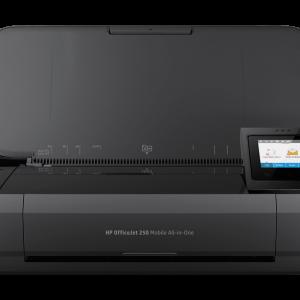 HP OfficeJet 252 Mobile All-in-One Printer – Φορητό Inkjet Πολυμηχάνημα