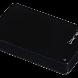 INTENSO Memory Case Portable HDD 4TB USB 3.0 Black
