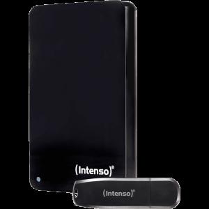 INTENSO Memory Drive Portable HDD 1TB USB 3.0 & USB