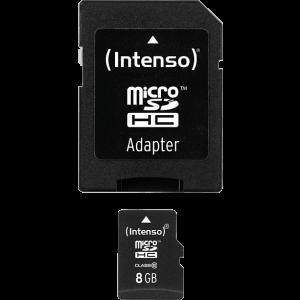 INTENSO microSDHC Class 10 8 GB