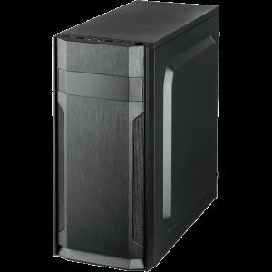 INTRA PC Business Intel Core i3-9100F / 8GB / 120GB SSD / 1TB HDD / GeForce GT 710