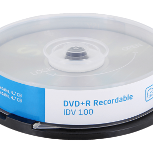 ISY DVD R 4.7GB (10 τεμ.) – IDV-100