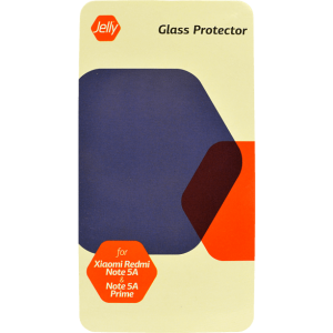 JELLY Redmi Note 5A Glass Protector