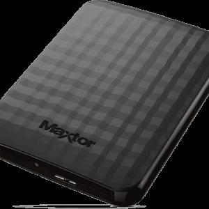 MAXTOR M3 Portable HDD 4TB USB 3.0 Black