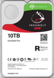 "HDD SEAGATE ST10000NE0008 IRONWOLF PRO NAS 10TB 3.5"" SATA 3"