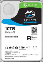 "HDD SEAGATE ST10000VE0008 SKYHAWK AI SURVEILLANCE 10TB 3.5"" SATA 3"