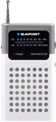 BLAUPUNKT PR4WH AM/FM PORTABLE RADIO