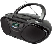 BLAUPUNKT BOOMBOX BB14BK WITH FM/CD/MP3/AUX