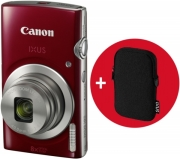 CANON IXUS 185 RED ESSENTIAL KIT