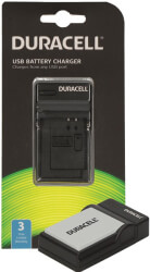 DURACELL DRC5909 CHARGER WITH USB CABLE FOR DR9933/NB-7L