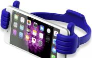 XLAYER STAND COLOUR LINE THUMBS UP BLUE