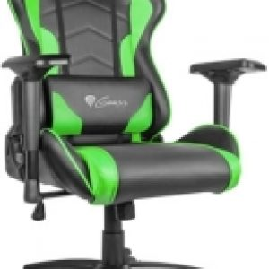 GENESIS NFG-0909 NITRO 880 GAMING CHAIR BLACK/GREEN